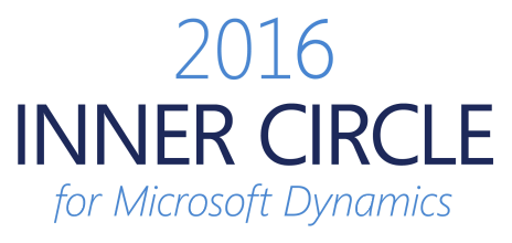 2016 Inner Circle for Microsoft Dynamics
