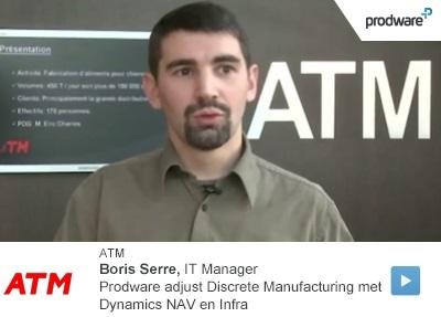 Prodware adjust Discrete Manufacturing