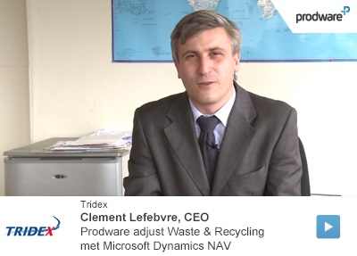 Prodware adjust Waste and Recycling
